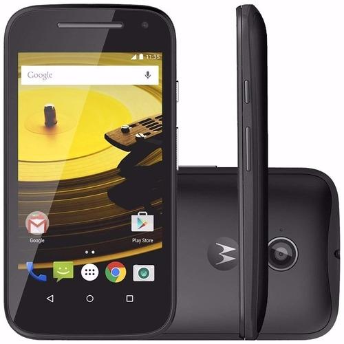 Motorola Moto E2 Xt1514 Dual 16gb Preto 4g Fm 5mp I Vitrine