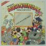 Lp Minhas Musiquinhas - Discofoto - 1989 - Flipper (com Enca