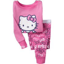 Pijama Baby Gap Hello Kitty - Novo - Importado - Original