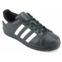 Tênis Adidas Superstar Foudation Preto B27140 - Originals