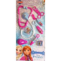 Doutora Brinquedos Disney Kit Medico Com 7 Itens