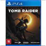 Shadow Of The Tomb Rider Ps4  Midia Fisica Lacrado Novo