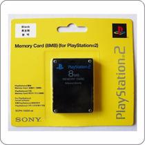 Memory Card 8mb Playstation 2 Ps2