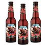 Pack 3 Cervejas Trooper Iron Maiden 330ml
