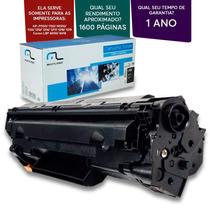 Toner Multilaser P/ Hp 1102 1132 285a Preto Ct85a