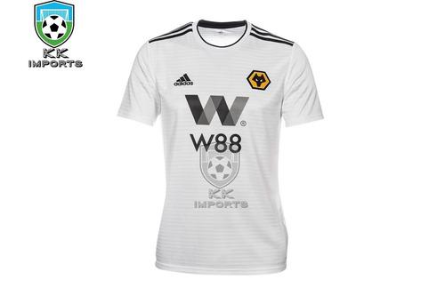 Camisa Wolverhampton 2018 2019 Uniforme 2. R  170 cc0b1e2938c39