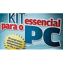 Kit 10dvds P/ Formatação Profissional, Sistemas E Programas.