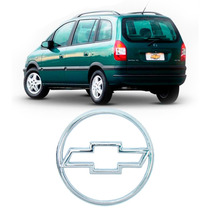 Emblema Porta Mala Gm Chevrolet Zafira 2004 05 06 07 A 2010