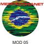 Capa Estepe Ecosport, Novaeco, Crossfox, Bandeira Brasil, 05