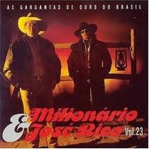 Milionário E José Rico - Volume 23 (cd Lacrado)