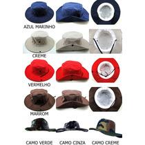 91cf3139521f3 Chapéu Infantil Bucket Pescador Australiano Liso Camuflado à venda ...