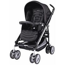 Carrinho De Bebê Pliko Compact Mod Black Pég-perego