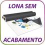Impressão Banner Lona 440gr Alta Qualidade Revenda M²