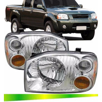 Par Farol Nissan Frontier 2003 2004 2005 2006 2007 2008 Novo