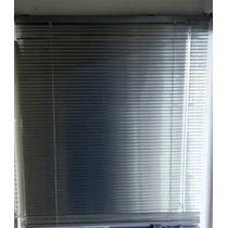 Persianas Horizontais Alumínio 25mm 1,50 L X 0,70 A Cores Rj