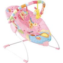 Cadeira Descanso Joy Kiddo Rosa