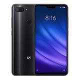Xiaomi Mi8 Lite 64gb Global Midnight Black + Pelicula + Nfe