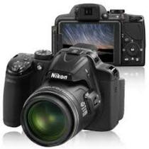 Câmera Nikon P520 Semi Profissional Como Nova Na Cx Tods Ace