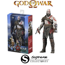 God Of War: Kratos (2018)- Novo / Lacrado- Neca