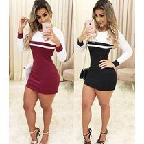 Vestidos Femininos Curto Panicat Modelo 2016