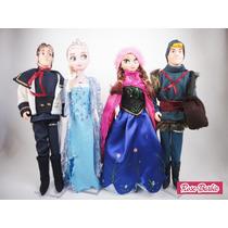 Vestido Princesa Disney P/ Boneca Barbie *roupa Ken