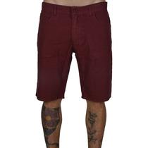 Bermuda Colorida Jeans Sarja Masculina Plus Size