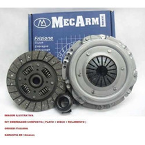 Kit Embreagem Ford Escort 1.6 8v Ae/ Ap Cambio Mq 92/93/94