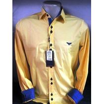 Camisa Social Cavalera