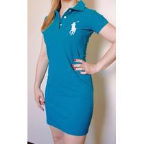 Vestido Polo Ralph Lauren Feminino Pronta Entrega Moda