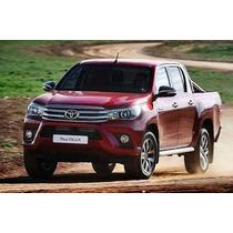 Toyota Hilux 2.8 Srx 2016-2016 Okm Por R$ 177.999,99