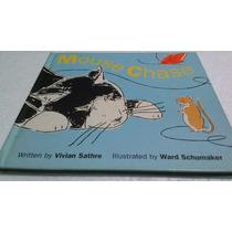 Livro Mouse Chase - Vivian Sathre (em Ingles)