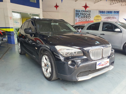 BMW X1 XDRIVE 2010 OPORTUNIDADE FINANCIAMENTO