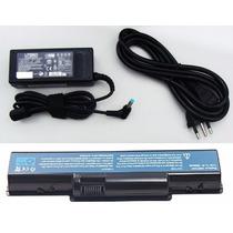Kit Fonte + Bateria Notebook Acer Aspire 4520/4520g - Kt025