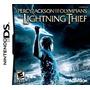 Jogo Nintendo Ds Percy Jackson The Lightning Thief Original
