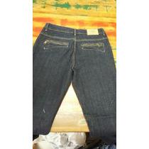 Calça Jeans Revanche Cintura Media