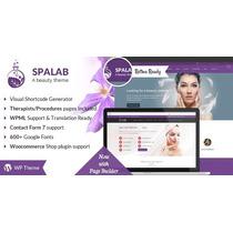 Spa Lab 2.8.8 Beauty Spa, Health Spa Theme