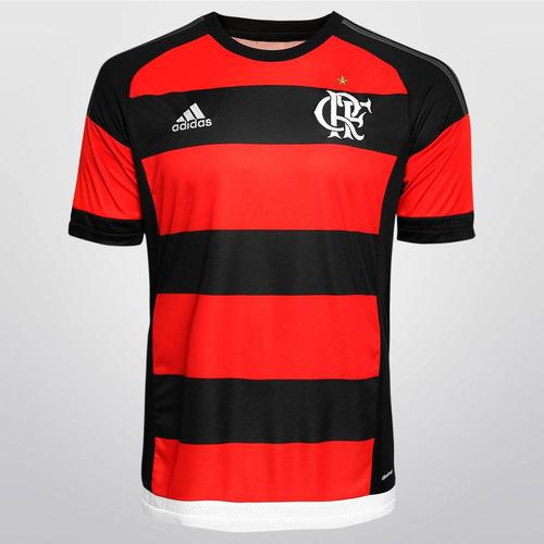 1b40106cbf Camisa adidas Flamengo 15 16 1 Original Oficial De249