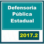 Defensoria Pública Estadual Mp 2017 Dvd Vídeo + Apostilas