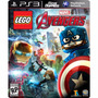 Lego Marvel Avengers - Psn Ps3 - Riosgames