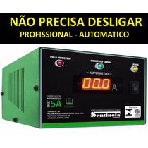 Carregador De Bateria Automotivo 5-ah Bi-volt