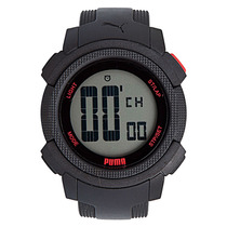 Relógio Masculino Puma, Digital, Silicone - 96242g0pmnp1