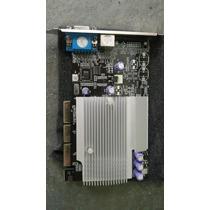 Placa De Vídeo Geforce Nx400 128mb