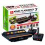 Console Atari Flashback 7 Classic System C/101 Jogos