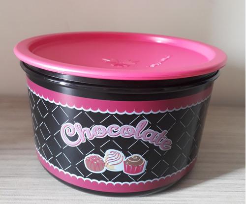 Tupperware Instantânea Chocolate Bea Mantimentos