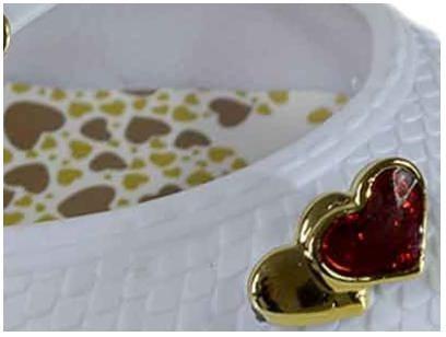 Sapatilha Branca Infantil Feminina P/ Criança Batizado Dama