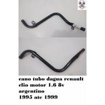 Cano Tubo Dagua Renault Clio Argentino 95 96 97 98 99 1.6