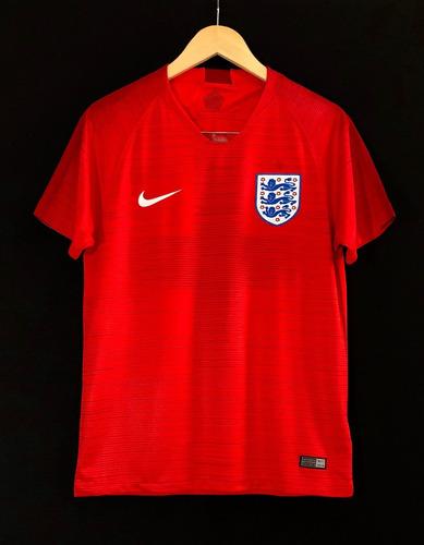 Camisa Nike Seleção Inglaterra 2018 Oficial Copa Away - R  129 en ... a22dfa9c249ea