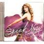 Cd Taylor Swift - Speak Now - Novo***