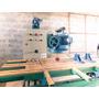 Maquina De Cortar Granito Modelo Multe Corte Gira Grau