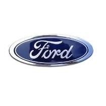Emblema Oval Ford Mala Grade Fiesta/ka/courie Pampa 96/97/98